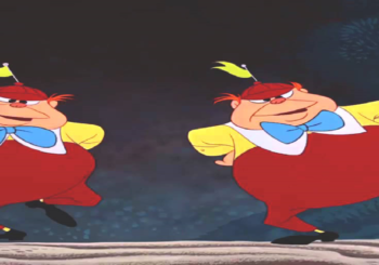 Tweedledee and Tweedledumb